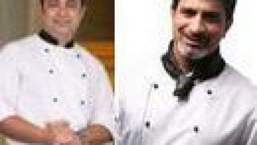 Chef Saadat chef Mehboob photo