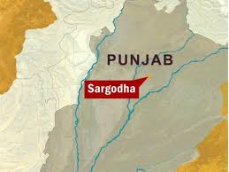 Sargodha map view