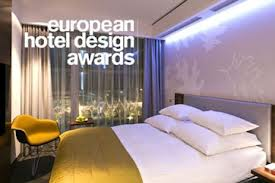 Five star design european hotel design awards for Design hotel awards