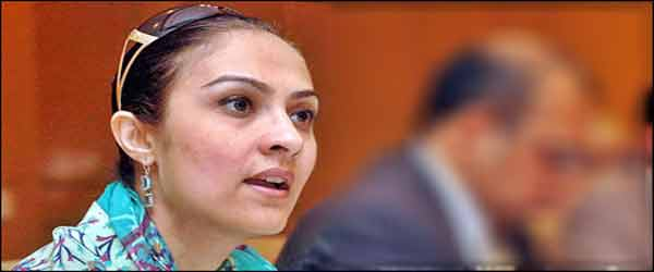 Marvi Memon face