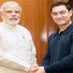 Aamir Khan met with Narendra Modi