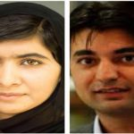 PTI Murad Saeed & Malala Yousafzai