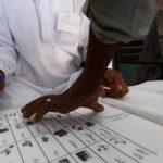 Polling in Dera Islmail Khan