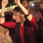 Sharmila Farooqi's dance