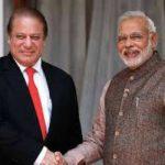 Nawaz Sharif and Narendra Modi