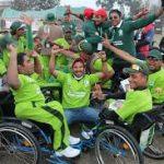 Pakistan Wheel Chair Cricket Team