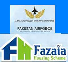 Fazaia-Housing-Scheme-Logo