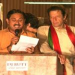Jamshed Dasti and Imran Khan