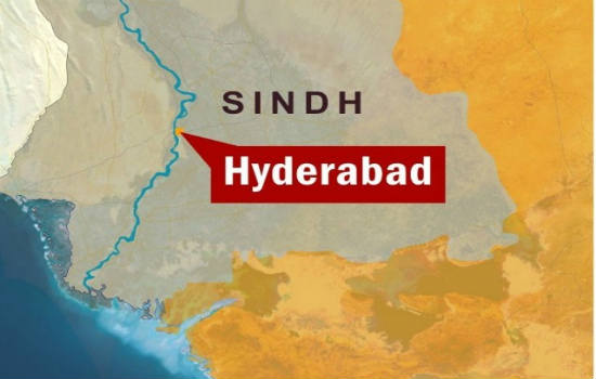 Hyderabad-map