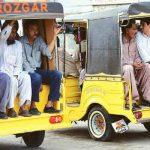 qingqi rickshaw