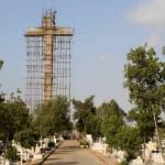 Biggest Christian Cross in Karachi