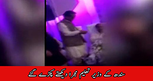 Nisar Khoro Mujra Party banner