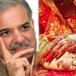 Shahbaz Sharif marriages