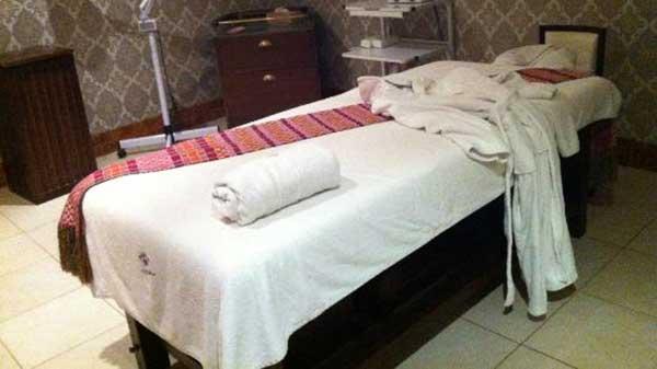 Massage Center Massage Center Room