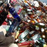 Confiscated-alcohol-in-Karachi