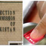 ECP introduce biometric system