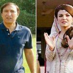 Reham Khan ex-husband Ijaz Rehman