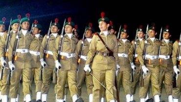 National Cadet Corps Program