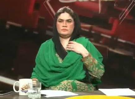 Samina Khawar Hayat
