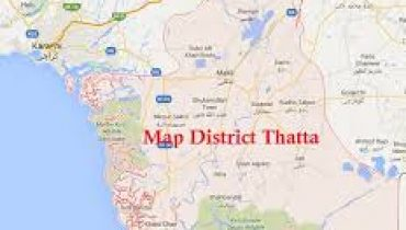 thatta map