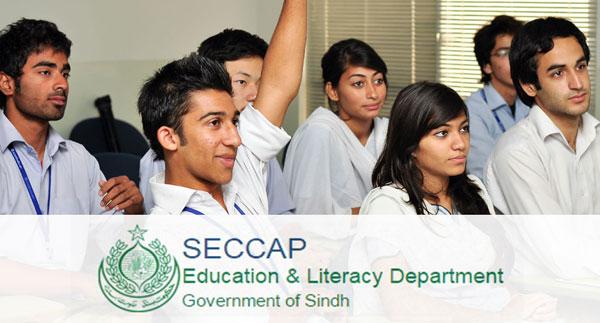 CAP Form 2018 for College Admissions in Karachi - Online Method -